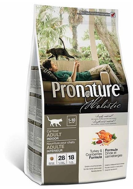 ProNature Holistic Trockenfutter für Katzen